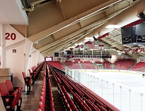 Harvard University Bright-Landry Hockey Center